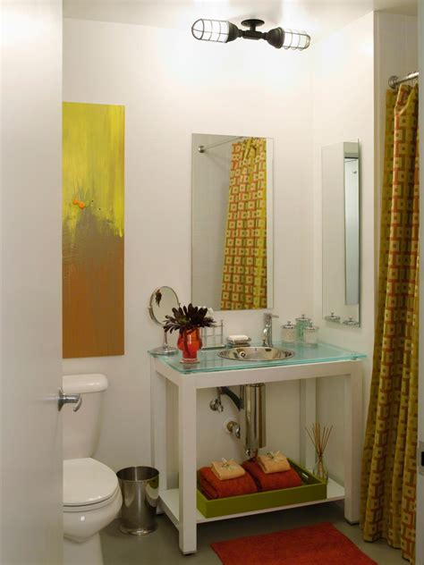 10 bathroom mirrors hgtv