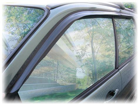 Tapeon Outsidemount Window Visors, Rain Guards, Shades