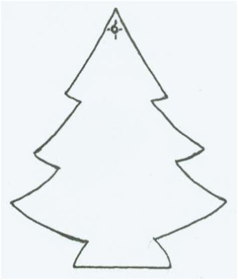 christmas tree patterns to cut out tree cutout pattern patterns for you
