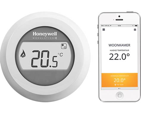 thermostat cuisine thermostat connecté honeywell induscabel salle