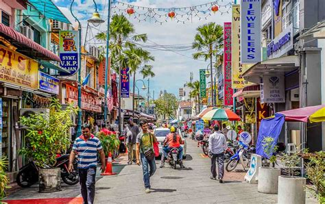 8 reasons to visit george town in penang malaysia getting sted