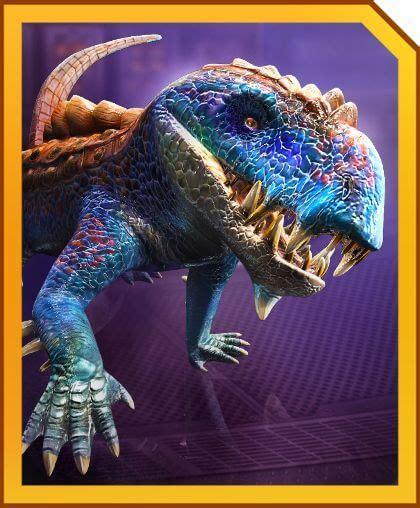gorgosuchus jurassic world alive wiki gamepress