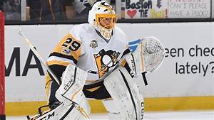 Penguins could act if Marc-Andre Fleury wants trade | NHL.com