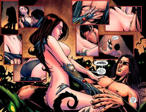Witchblade Porn Comic Nude Gallery