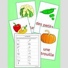 French Vegetables Vocabulary  Les Legumes  Education  French Teaching Resources, French