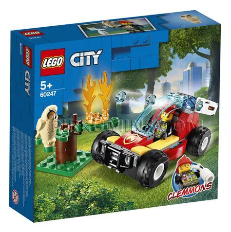 60247 LEGO® City Meža ugunsgrēks, no 5+ gadiem NEW 2020 ...
