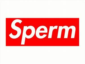 Láminas artísticas «Sperm Supreme Box Logotipo» de William ...
