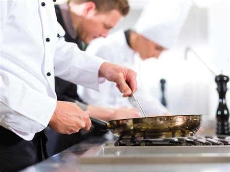 chef de cuisine collective chef o cocinero