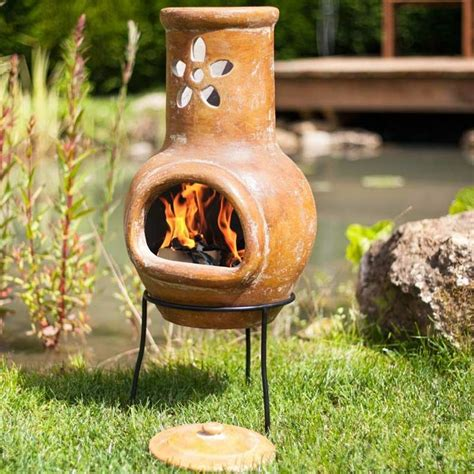 Chiminea On Sale - best 25 clay chiminea ideas on chiminea for