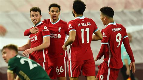 Liverpool Vs. Sheffield United: Score, Highlights Of ...