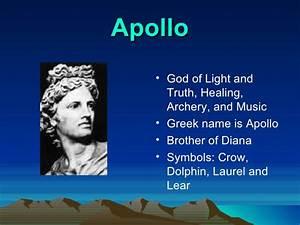 Roman mythology power point