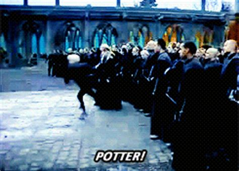 harry potter gifs my edit draco malfoy drarry 10k hpedit