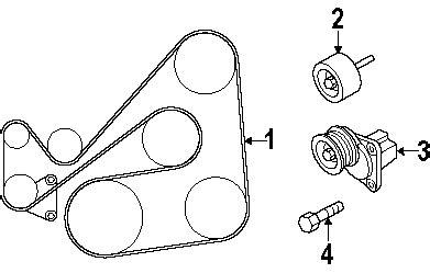 Solved Serpentine Belt Diagram Mazda Fixya