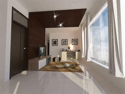 desain rumah ruang tamu rumah desain minimalis