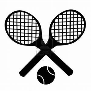 Tennis Clipart Black And White – 101 Clip Art