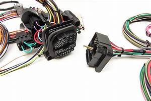 Customizable 27 Circuit Pickup Chassis Wiring Harness 20205