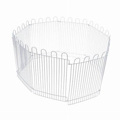 Playpen Animal Enclosure Cage Hamster Fence Exercise