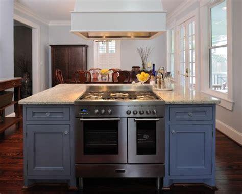 kitchen island with range kitchen island ranges houzz