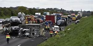 Autoroute A13 Accident : autoroute un spectaculaire accident sur l 39 a13 resonews ~ Medecine-chirurgie-esthetiques.com Avis de Voitures