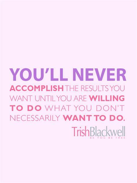 accountability matters trish blackwell confidence