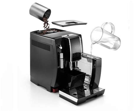 A semi automatic of fully automatic espresso machine will add another level of ease to you ability to make a good cup. Delonghi ECAM350.15.B Dinamica Fully Automatic Coffee Machine