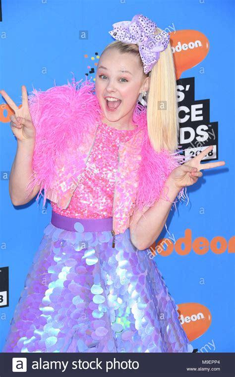 2018 Kids Choice Awards Jojo Siwa
