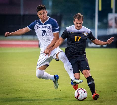 Photos: VCU vs ODU Men's Soccer - RVAHub
