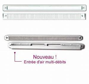 Grille De Ventilation Fenetre : grille de transfert ronde pour ventilation mecanique ~ Dailycaller-alerts.com Idées de Décoration