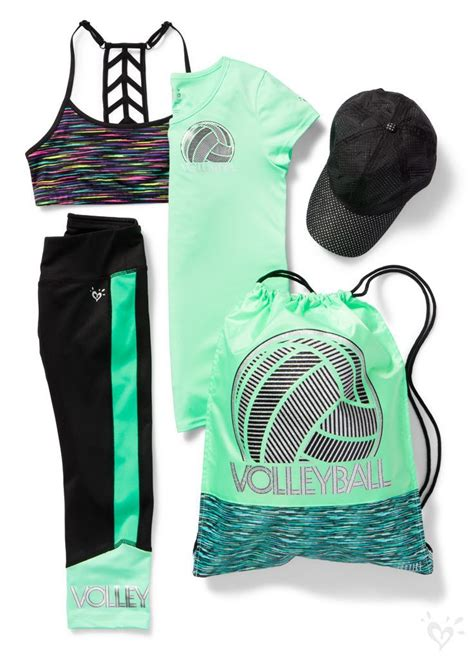 outfits volleyball justice clothes gymnastics activewear cute sports sport athletic shirts clothing sporty serve wear beach ready spike win team