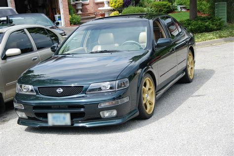 Tlmnick 1995 Nissan Maxima Specs, Photos, Modification