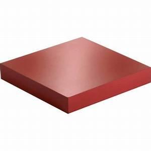 Etagere Murale Rouge : etag re murale rouge rouge n 3 spaceo x cm mm leroy merlin ~ Teatrodelosmanantiales.com Idées de Décoration