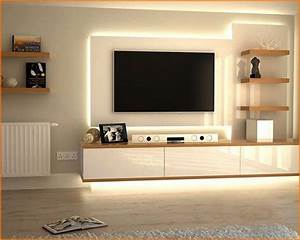 30 Awesome Ideas to Make Modern TV Unit Decor in Your Home ...