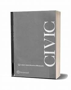 Honda Civic 1992 1995 Service Manual