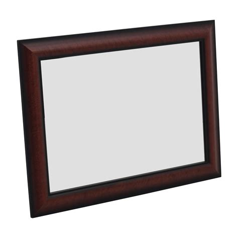 rectangular wall mirrors decorative 73 cherry wood rectangular wall mirror decor