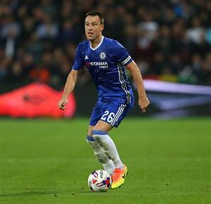John Terry: Chelsea legend explains why he's leaving ...  Terry