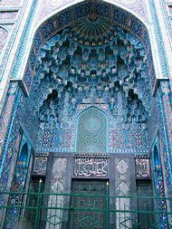 Saint-Petersburg Mosque Russia