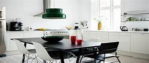 Table Cuisine Blanche : faience cuisine carreaux ciment ~ Teatrodelosmanantiales.com Idées de Décoration
