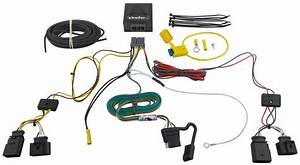 Tow Ready Custom Fit Vehicle Wiring For Volkswagen Touareg
