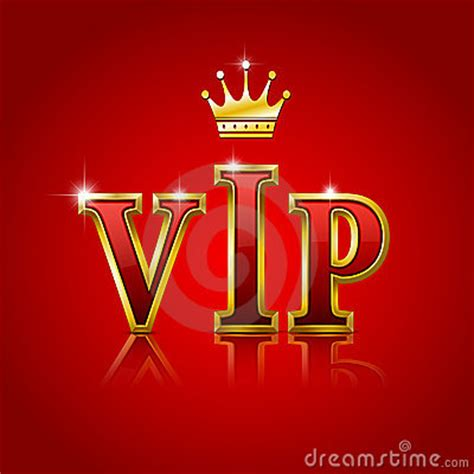 vip gold letters royalty  stock images image
