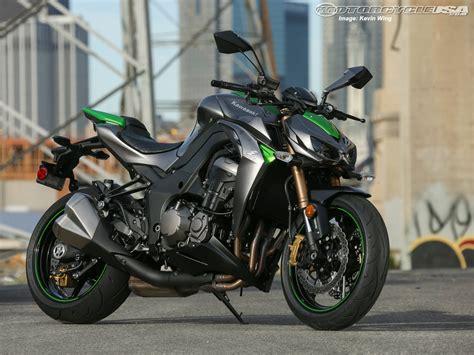Kawasaki Z900rs Hd Photo by 2014 Kawasaki Z1000 Abs Ride Photos Motorcycle Usa