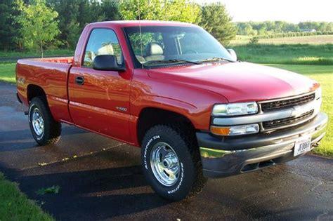 Buy Used 2000 Chevrolet Silverado 1500 Low Mileage One