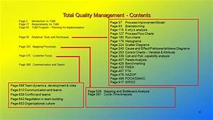 Quality Management Methods  Tools And Techniques