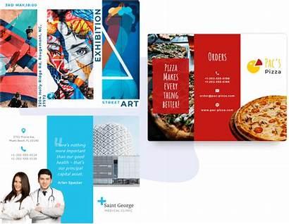 Pamphlet Samples Format