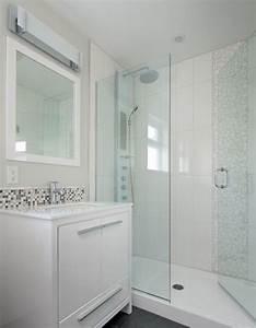 comment agrandir la petite salle de bains 25 exemples With petites salles de bains