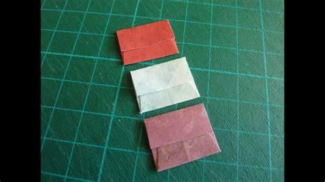 Scrapbook: Tutorial Mini Sobre para tarjeta ♥ * - YouTube