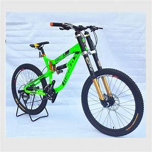 Kalosse Full suspension DH/Downhill mountain bike bicycle ...