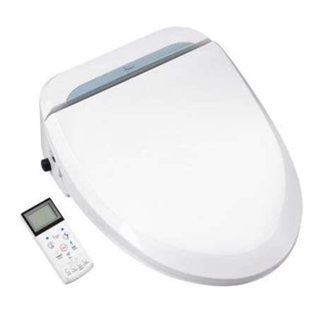 bidet porcher porcher electronic bidet seat with remote for