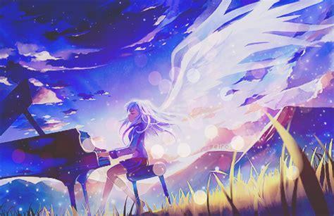 cuisine kawaii jouant du piano divers anges et démons kawaii