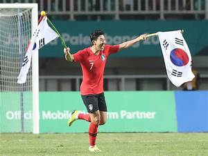 South Korean wins gold medal in soccer, players earn ...