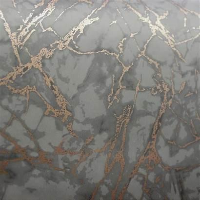 Marble Rose Grey Metallic